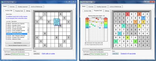 Sudoku solver script for JMP