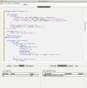 JSL Debugger (Macintosh)