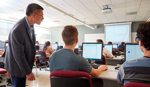 High schools can request a schoolwide grant if they use JMP Student Edition in a course such as AP Statistics.