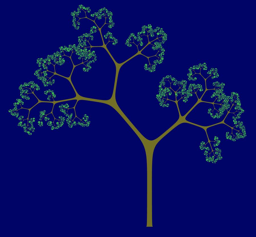Tiny, still more branching