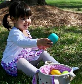 Happy Easter egg hunting!