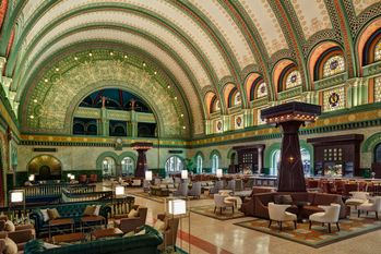 The Grand Hall, St. Louis Union Station Hotel