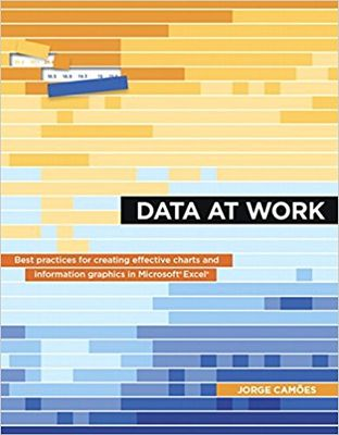 Jorge Camoes just published his first book, Data At Work.