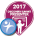 Discovery 2017 Presenter