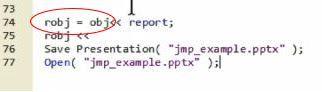 Create Report Object.JPG