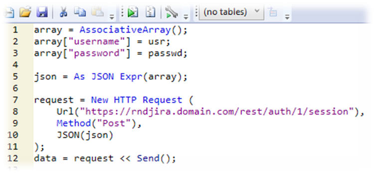 Importing Web Service Data: The New HTTP Request in JMP® 14