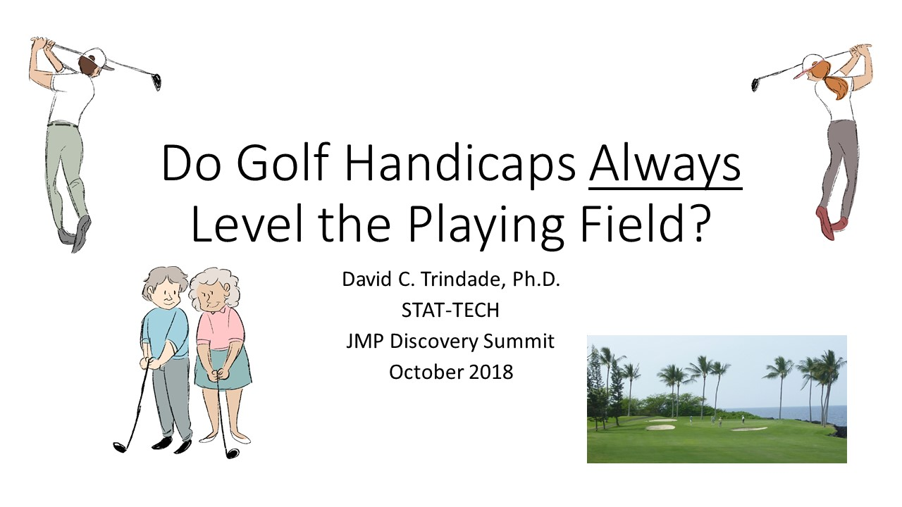 Do Golf Handicaps Always Level the Playing Field? ( US …