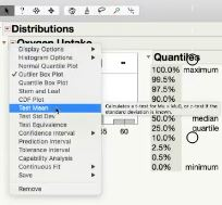 How does JMP make statistical testing easy for …