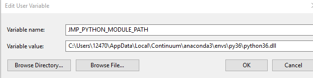 Solved: JMP 14 Python abilities - working? I'm confused