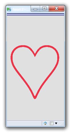 U2661 is a heart