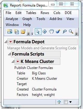 Solved: Self Organizing Map formula - JMP User Community