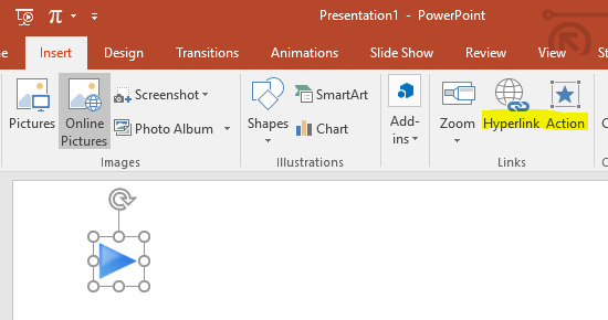 how to launch and use jmp during a microsoft powerpoint presentation