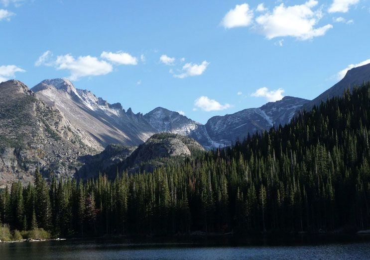 Rocky Mountain National Park (photo by Daniel Mayer)