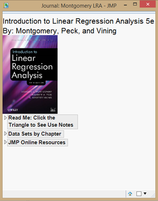 introduction to linear regression analysis montgomery pdf
