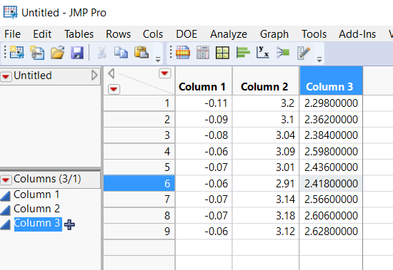 a formula in ms excel starts with